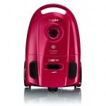 Пылесос с мешком Philips FC8455/01, 2000Вт, красный