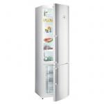 Холодильник Gorenje NRK6201MW, белый