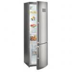 Холодильник Gorenje NRK 6201 MX, серебристый