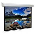 Экран для проектора настенный Digis 98х172см, ручной