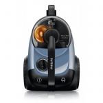 Пылесос с контейнером Philips PowerPro 1800/370 Вт, голубой, FC8767/02