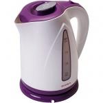 Чайник электрический Supra KES-2004 фиолетовый, 2 л, 2200 Вт