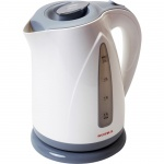 Чайник электрический Supra KES-2004 серый, 2 л, 2200 Вт