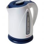 Чайник электрический Supra KES-2004 синий, 2 л, 2200 Вт