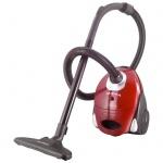 Пылесос с мешком Supra VCS-1530 1500 Вт, красный