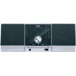 Микросистема DVD Mystery MMK-702U серебристый, CD/DVD/CD-R/CD-RW/DVD-R/DVD-RW/USB