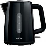 Чайник электрический Philips HD9300-90 черный, 1.5 л, 2400 Вт