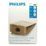 Пылесборник для пылесосов Philips HR6947/01 4 шт + микрофильтр + моторный фильтр