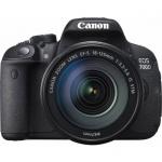 "Фотоаппарат Canon EOS 700D KIT, с объективом, 18Mpix, 18-135 IS STM, 3"", черный"