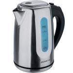 Чайник электрический Polaris PWK 1718CAL, 1.7 л, 2200 Вт, металлик