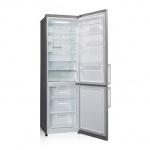Холодильник двухкамерный Lg GA-B489YAQZ 360 л, сталь, 59.5x68.5x200 см