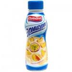 Йогурт питьевой Эрмигурт 1.2%, 290г, персик/маракуйя