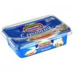Сыр плавленый Hochland с грибами, 55%, 200г