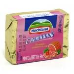 Сыр плавленый Hochland с ветчиной, 30%, 50г