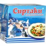 Брынза Сиртаки 40% длягреческого салата, 0,4, 200г