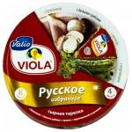 Сыр плавленый Виола русское ассорти, 50%, 130г