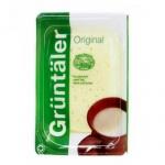 Сыр в нарезке Gruntaler 30% Original сливочный, 250г, Россия