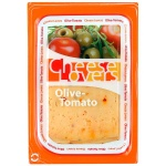 Сыр в нарезке Cheese Lovers 45%, 250г, с грецкими орехами