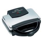 Тостер-сэндвичница Tefal SM3000 серебристый, 640 Вт