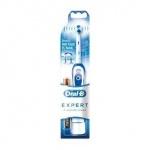 Зубная щетка Braun Oral-B DB4.010 Precision Clean, 9300 дв. в минуту, бело-синяя