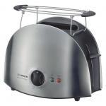 Тостер Bosch TAT6901 серебристый, 900Вт