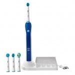 Зубная щетка Braun Oral-B Profecional Care 3000, 40000 дв. в минуту, синяя