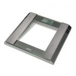 Весы напольные Mystery MES-1805, серебристые, до 180кг, электронные