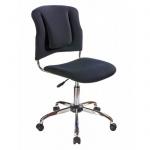 Кресло офисное Бюрократ h-H322SXN ткань, черное