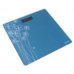 Весы напольные Rolsen RSL1804 синие, до 150 кг, электронные