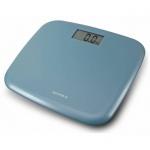 Весы напольные Supra BSS-6050 голубые, до 150 кг, электронные