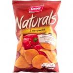 Чипсы Lorenz Naturals паприка, 110г