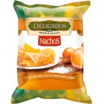 Чипсы Delicados, 150г, Лук/Соль