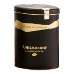 Чай Русская Чайная Компания Классика, листовой, 125 г, Дарджилинг, черный
