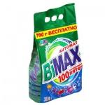 Стиральный порошок Bimax Compact, 100 пятен, автомат, 3кг
