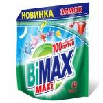 Стиральный порошок Bimax Compact 5.5кг, 100 пятен, автомат, дой-пак, 5,5кг