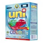 Стиральный порошок Uniplus Color 2.7кг, концентрат