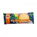 Сочни ягодные Аладушкин черничные, 120г