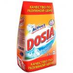 Стиральный порошок Dosia, альпийская свежесть, автомат