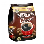 Кофе растворимый Nescafe Classic 750г, пакет