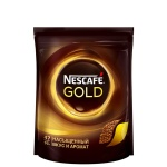Кофе растворимый Nescafe Gold 95г, пакет