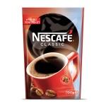 Кофе растворимый Nescafe Classic 100г, пакет
