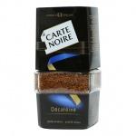 Кофе растворимый Carte Noire Без кофеина 95г, стекло