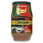 Кофе растворимый Jacobs Monarch Intense 95г, стекло