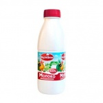 Молоко Вкуснотеево, 900г, пастеризованное, 6%