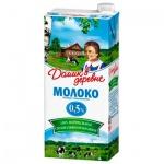 Молоко Домик В Деревне 0.5%, 950г, ультрапастеризованное