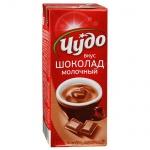 Молочный коктейль Чудо 3% молочный шоколад, 200г