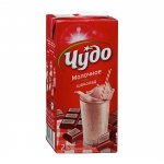 Молочный коктейль Чудо 2% шоколад, 950г