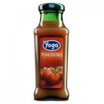 Нектар Yoga томат, 200мл, стекло