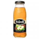 Сок Swell яблоко, 250мл, стекло