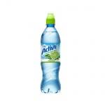 Вода питьевая Aqua Minerale Актив без газа, ПЭТ, 0,6л х 12шт мята/лайм
